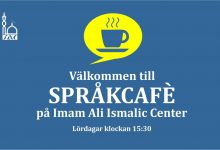 Photo of Språkcafåe på Imam Ali Islamic Center