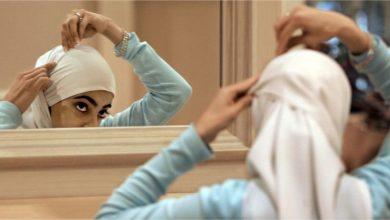 """Photo of """"De flesta kvinnor som anser sig ha diskriminerats pga. religion är muslimer"""""""