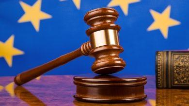 """Photo of EU-domstolen: """" Uppsägning av anställd i neutralitetens namn är godkänt!"""""""