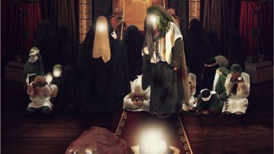Photo of Imam Sadjads tal i Yazids samling