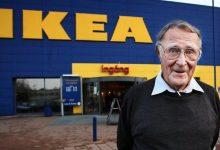 Photo of Ingvar Kamprad (1926-2018) – Ikeas grundare