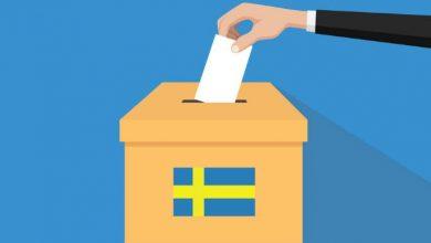 Photo of Höstens val i Sverige
