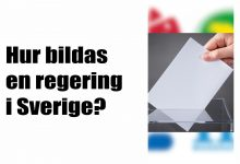 Photo of Hur bildas en regering i Sverige?