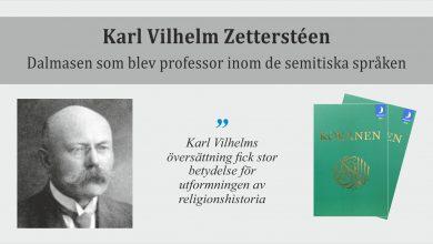 Photo of Karl Vilhelm Zetterstéen  – Dalmasen som blev professor inom de semitiska språken