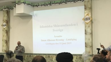 Photo of ISS håller sitt årsmöte i Linköping