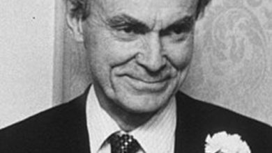 Photo of Sune Bergström – Nobels medicinpristagare 1982