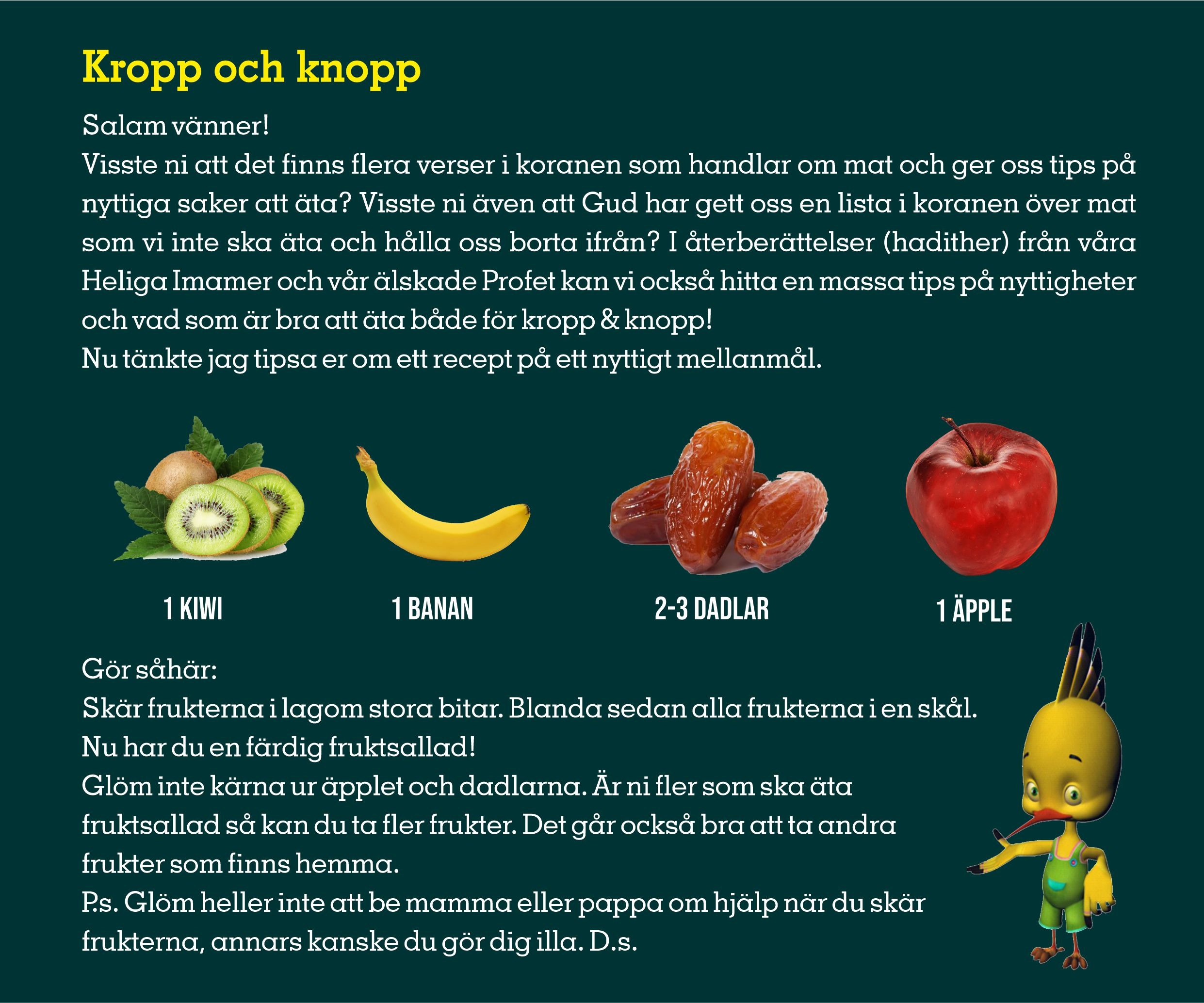 Photo of Kropp och knopp