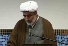 """Photo of Imamen Hakimollahi: """"Förolämpningen mot islams helige profet fördöms starkt"""""""